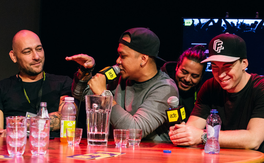 Join the conversation at ADE Beats - News - Amsterdam Dance